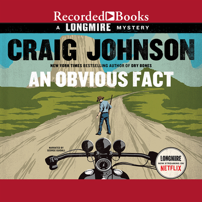 An Obvious Fact (Longmire Mysteries #12) Cover Image