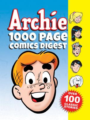 Archie 1000 Page Comics Digest Cover