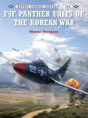 F9F Panther Units of the Korean War Cover Image