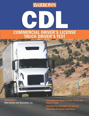 CDL: Commercial Driver's License Test Cover Image