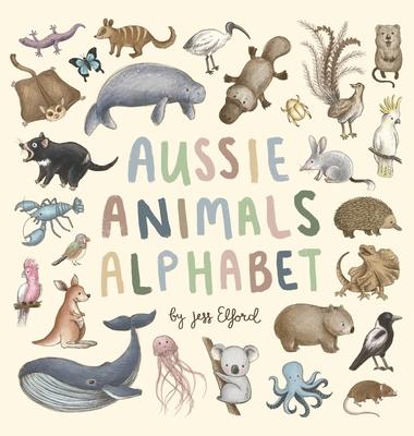 Aussie Animals Alphabet Cover Image