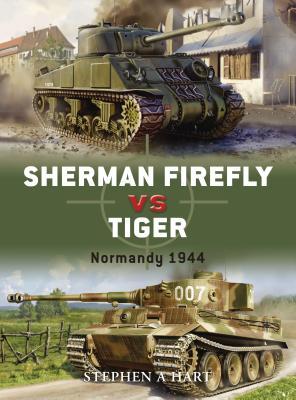 Sherman Firefly vs. Tiger Cover