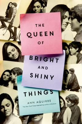 The Queen of Bright and Shiny Things Cover