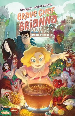 Brave Chef Brianna Cover Image