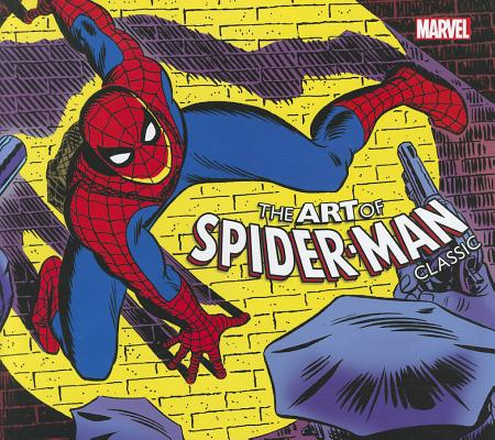 The Art of Spider-Man Classic Cover Image