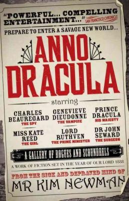 Anno Dracula Cover Image