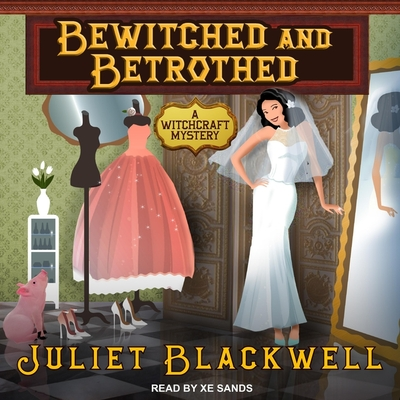 Bewitched and Betrothed (Witchcraft Mysteries #10) Cover Image
