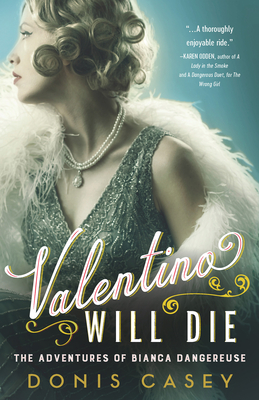 Cover for Valentino Will Die