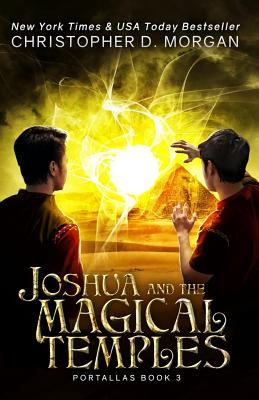 Joshua and the Magical Temples (Portallas #3) Cover Image
