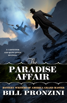 The Paradise Affair: A Carpenter and Quincannon Mystery Cover Image