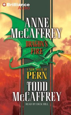 Dragon's Fire (Pern (Brilliance)) Cover Image