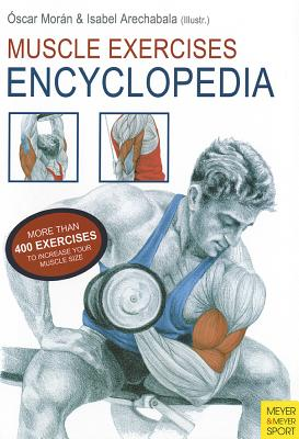 Muscle Exercises Encyclopedia Cover Image