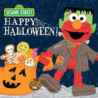 Happy Halloween! (Sesame Street) Cover Image