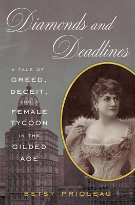 Cover for Diamonds and Deadlines