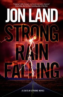 Strong Rain Falling Cover