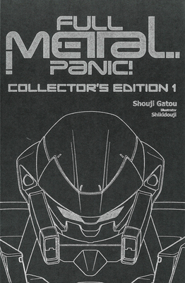 Full Metal Panic! Volumes 1-3 Collector's Edition Cover Image