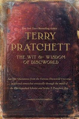 The Wit & Wisdom of Discworld Cover Image