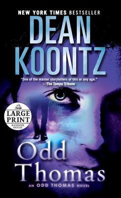 Cover for Odd Thomas