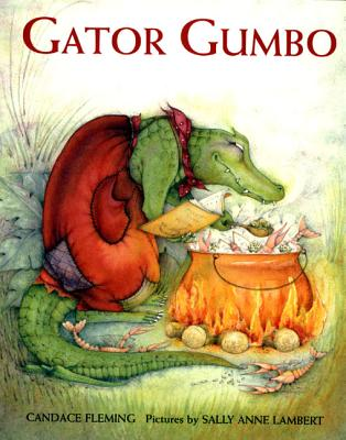 Gator Gumbo: A Spicy-Hot Tale Cover Image