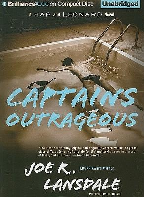 Captains Outrageous Cover