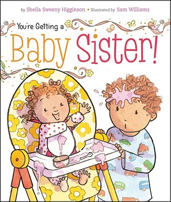 You're Getting a Baby Sister! Cover