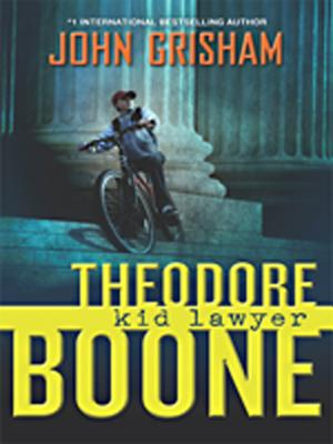 Theodore Boone Kid Lawyer Cover Image