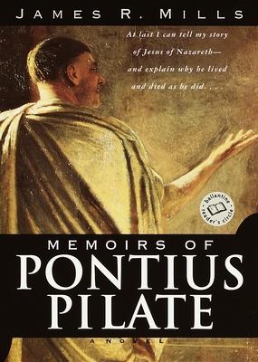 Memoirs of Pontius Pilate Cover Image