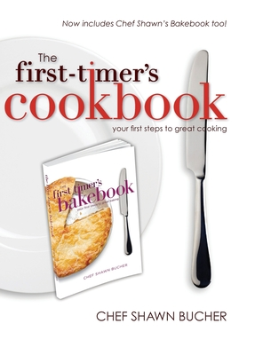 The First-timer's Cookbook: and Bakebook Cover Image