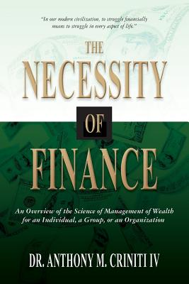 The Necessity of Finance Cover