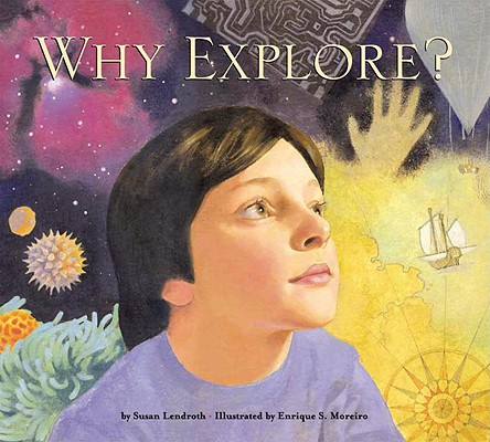 Why Explore? Cover