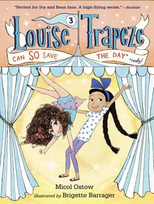 Louise Trapeze Can SO Save the Day Cover Image