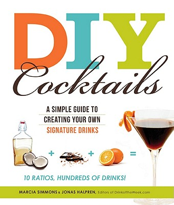 DIY Cocktails Cover