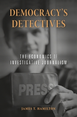 Democracy's Detectives Cover