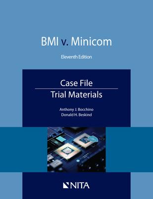 BMI V. Minicom: Case File, Trial Materials Cover Image