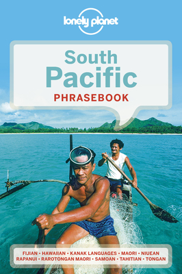 Lonely Planet South Pacific Phrasebook & Dictionary Cover Image