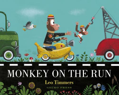 Monkey on the Run Cover Image