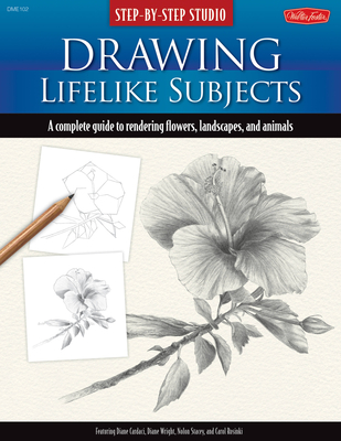 Drawing Lifelike Subjects Cover