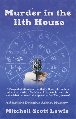 Murder in the 11th House Cover