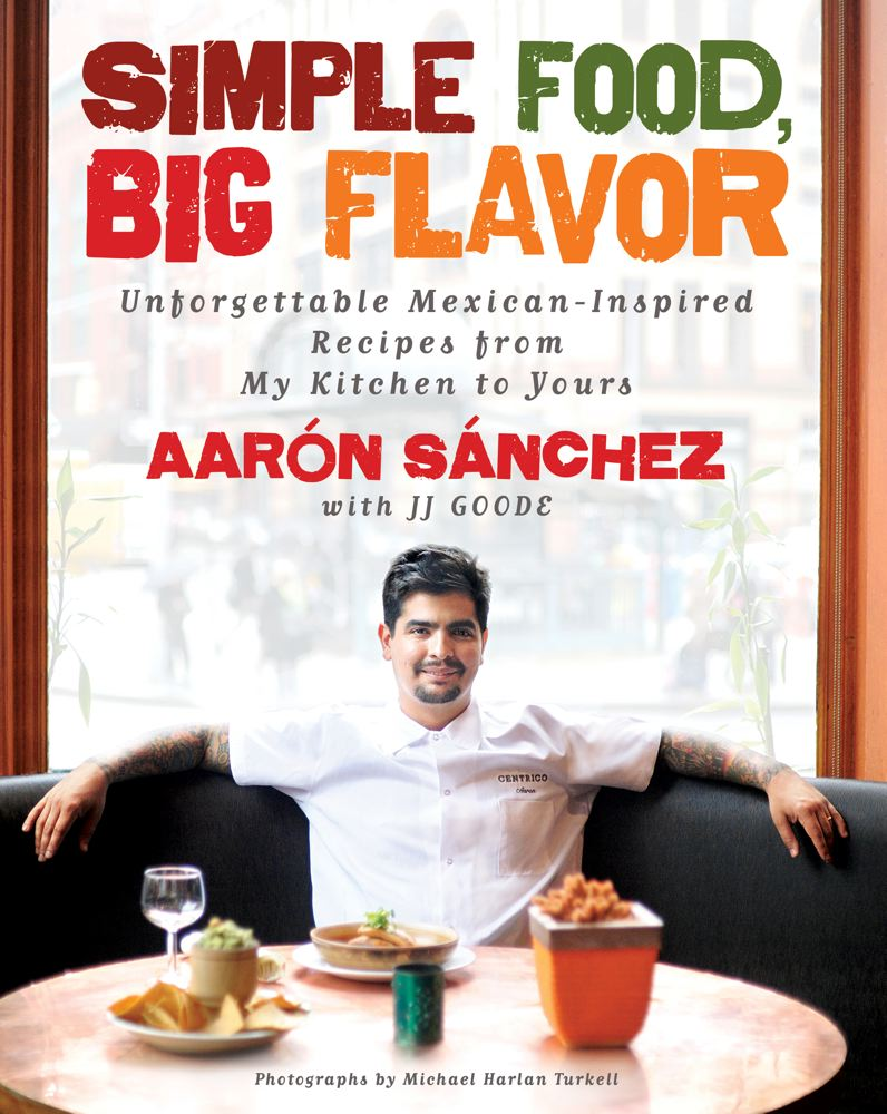 Simple Food, Big Flavor Cover