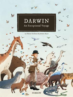 Darwin: An Exceptional Voyage Cover Image