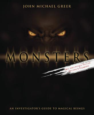 Monsters: An Investigator's Guide to Magical Beings Cover Image