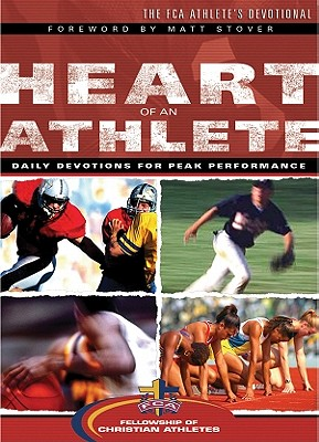 Heart of an Athlete: The FCA Athlete's Devotional Cover Image
