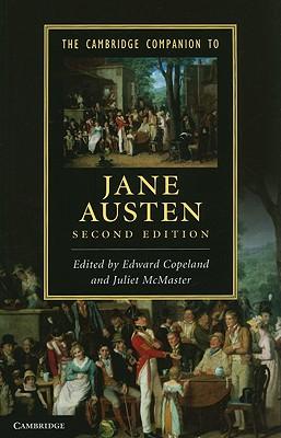 The Cambridge Companion to Jane Austen (Cambridge Companions to Literature) Cover Image