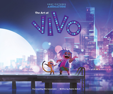 The Art of VIVO Cover Image