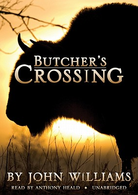 Butcher's Crossing [With Earbuds] (Playaway Adult Fiction) Cover Image