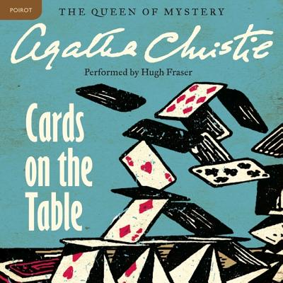 Cover for Cards on the Table Lib/E