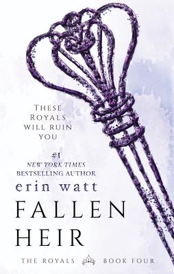 Fallen Heir (Royals #4) Cover Image