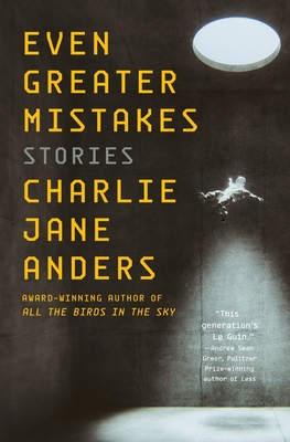 Even Greater Mistakes: Stories Cover Image