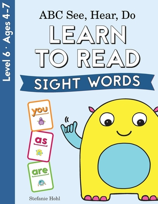 ABC See, Hear, Do 5: Sight Words Cover Image
