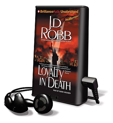 Loyalty in Death [With Headphones] (Playaway Adult Fiction) Cover Image